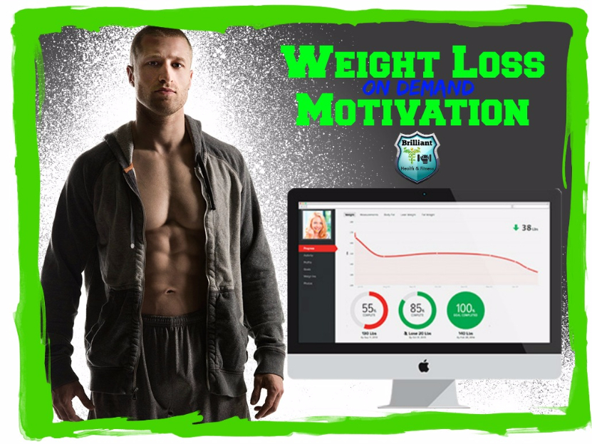 Weight Loss Support & Motivation from Brilliant Health and Fitness