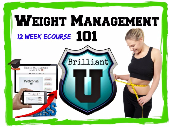 Weight Loss Education from Brilliant Health and Fitness